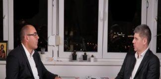 Predrag Koluvija i Vladimir Đukanović, Youtube/PrintScreen